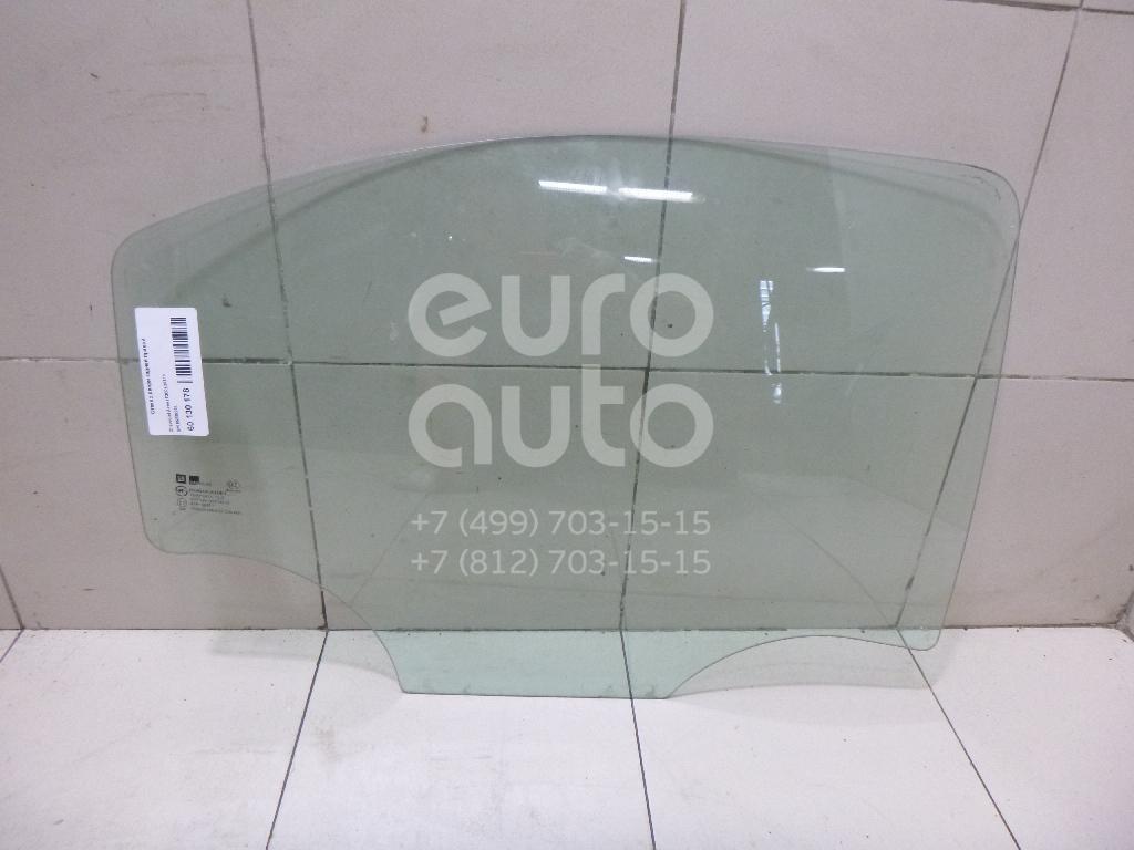 Купить Стекло двери задней правой Chevrolet Aveo (T300) 2011-; (95228224)