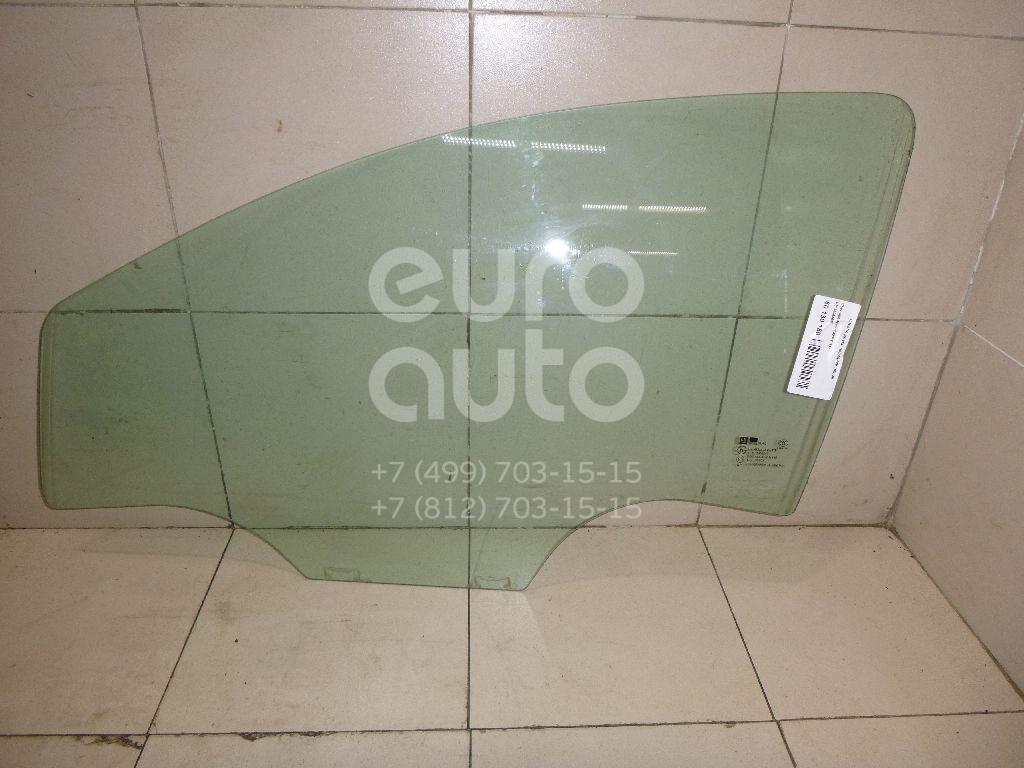 Купить Стекло двери передней левой Chevrolet Aveo (T300) 2011-; (95963637)