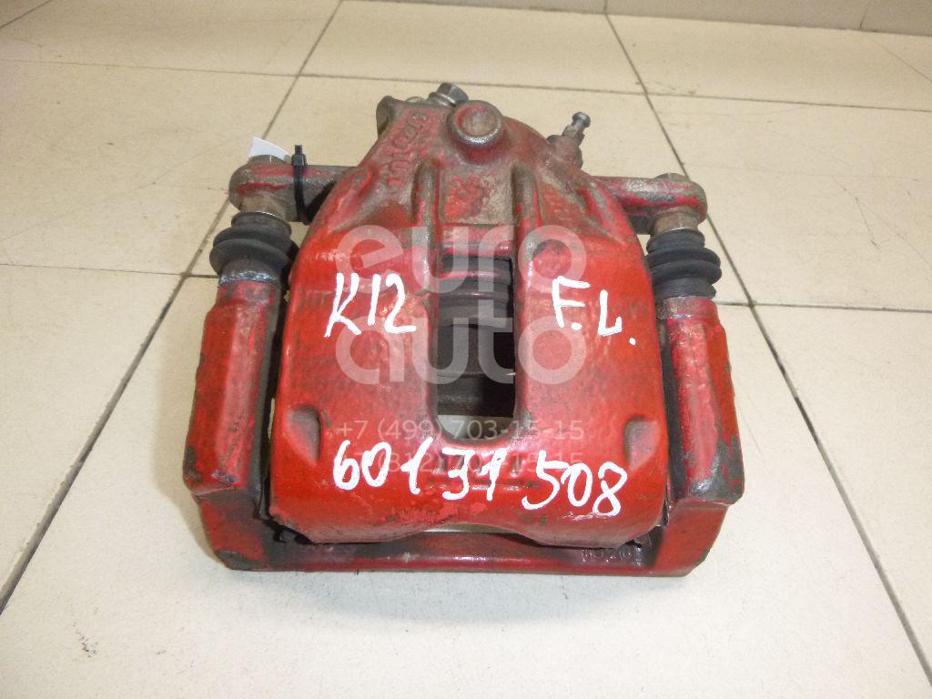 Купить Суппорт передний левый Nissan Micra (K12E) 2002-2010; (41011AX60A)