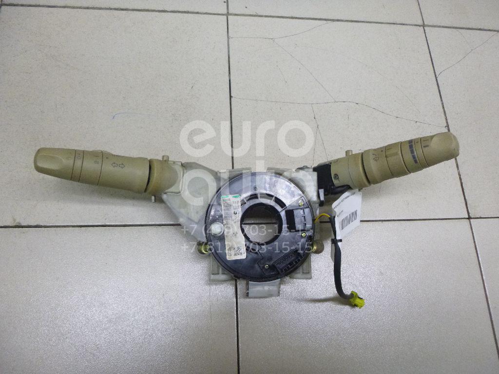Купить Переключатель подрулевой в сборе Nissan Micra (K12E) 2002-2010; (25560BC61J)