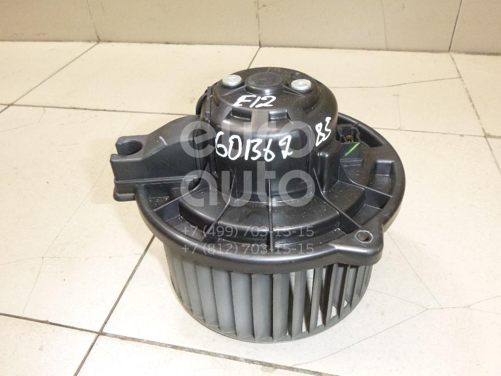 Купить Моторчик отопителя Toyota Corolla E12 2001-2007; (8710302080)