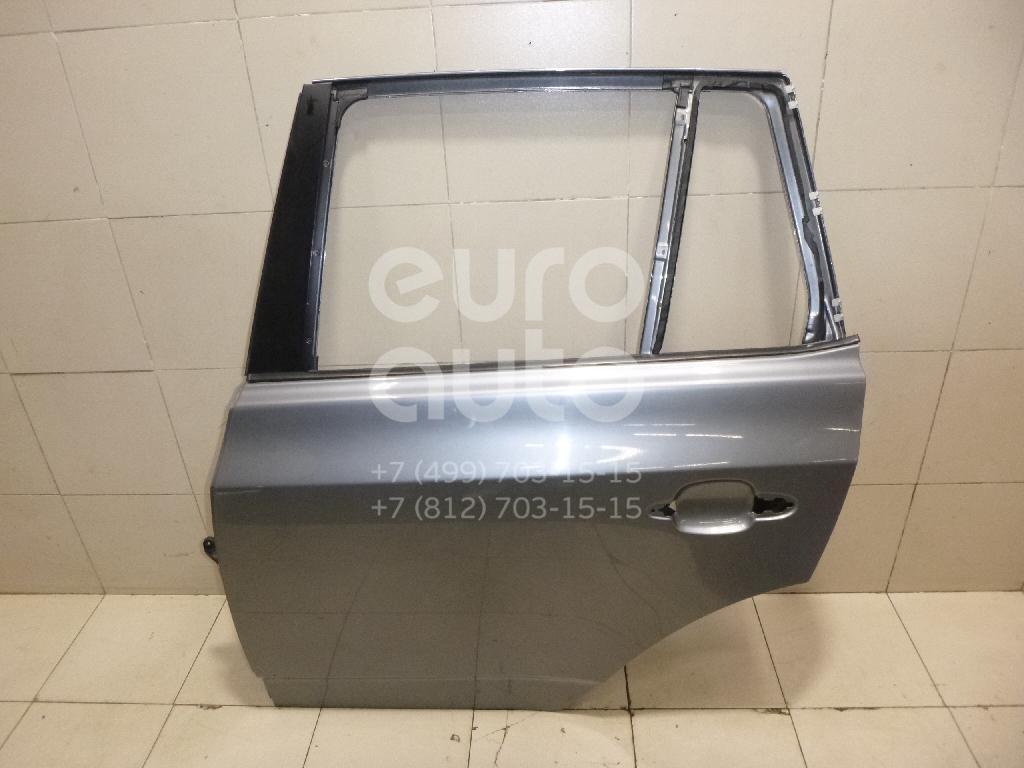 Купить Дверь задняя левая BMW X3 E83 2004-2010; (41003449337)