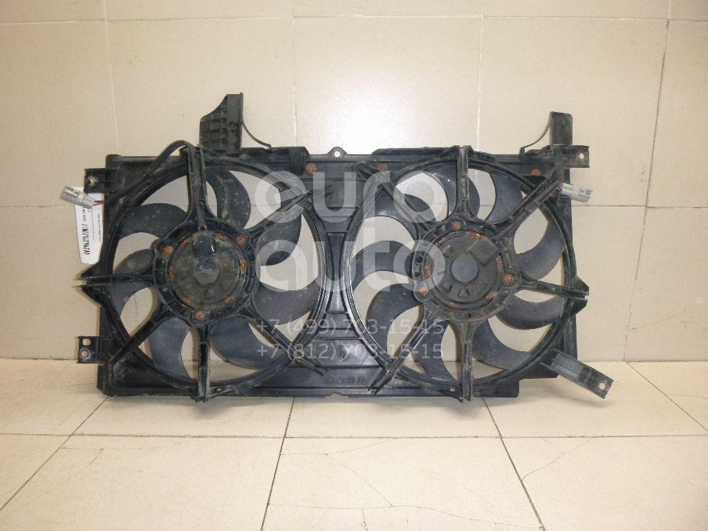 Купить Вентилятор радиатора Ssang Yong Actyon New/Korando C 2010-; (2132134020)