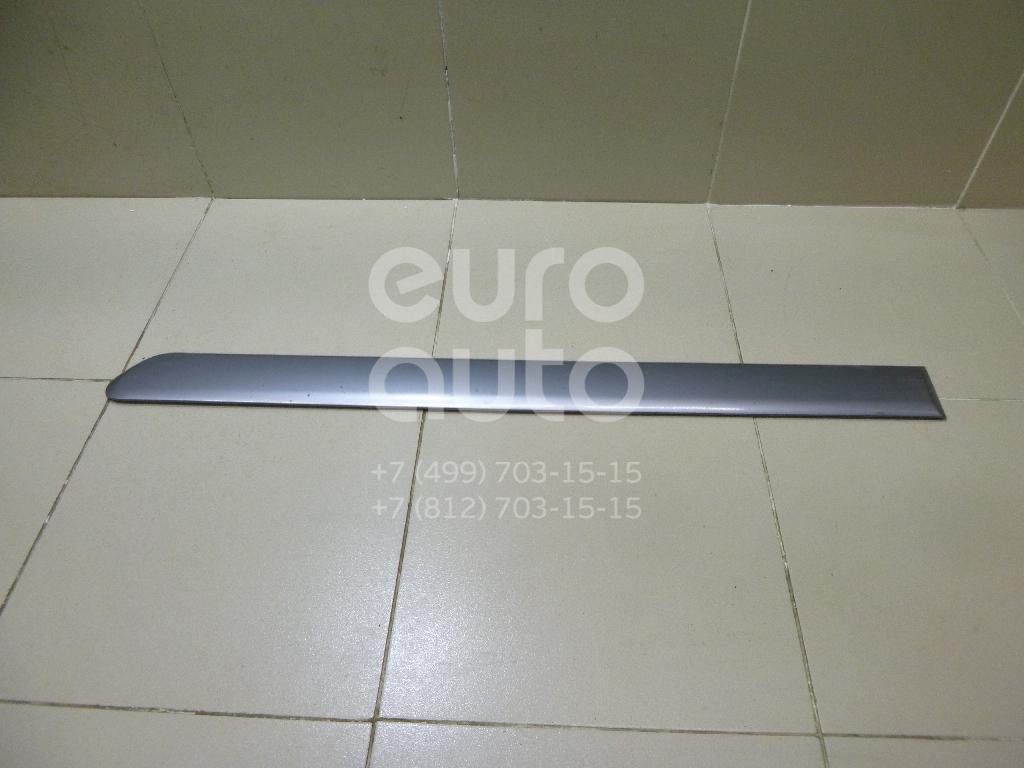 Купить Молдинг задней левой двери Opel Zafira B 2005-2012; (13137774)