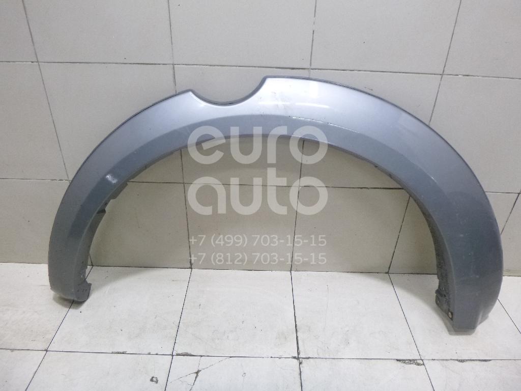 Купить Накладка заднего крыла левого Mitsubishi L200 (KB) 2006-2016; (7420A113HH)