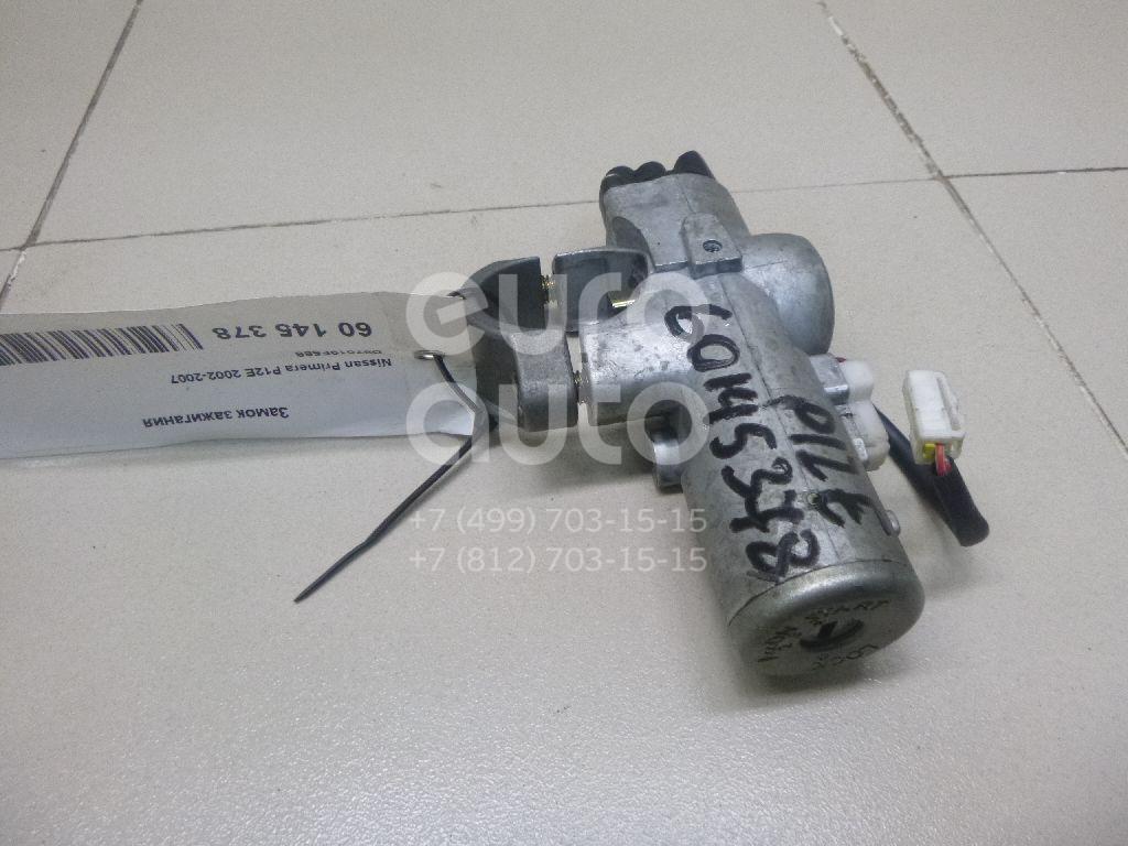 Купить Замок зажигания Nissan Primera P12E 2002-2007; (D87019F589)