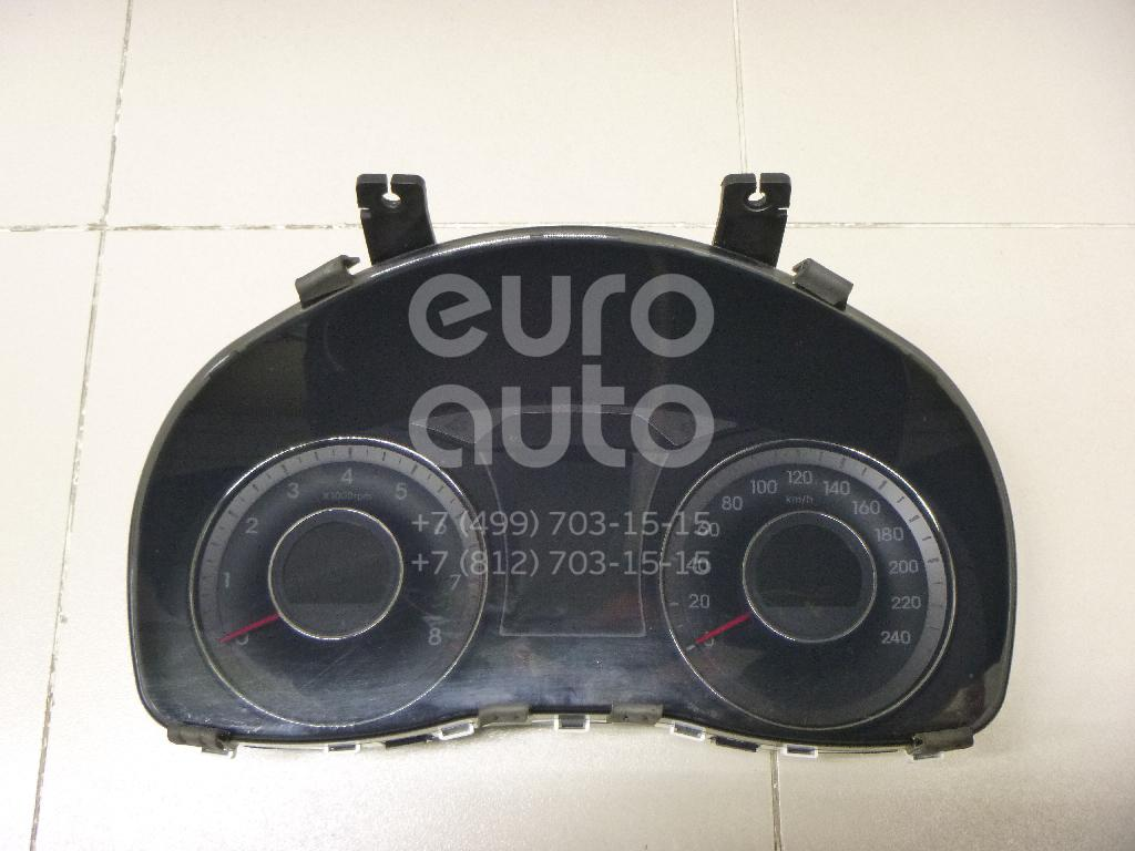 Купить Панель приборов Hyundai i40 2011-; (940013Z036)