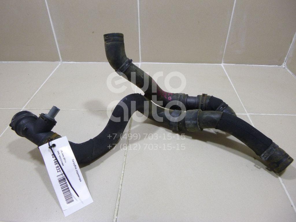 Купить Патрубок радиатора VW Jetta 2011-; (1K0121049R)