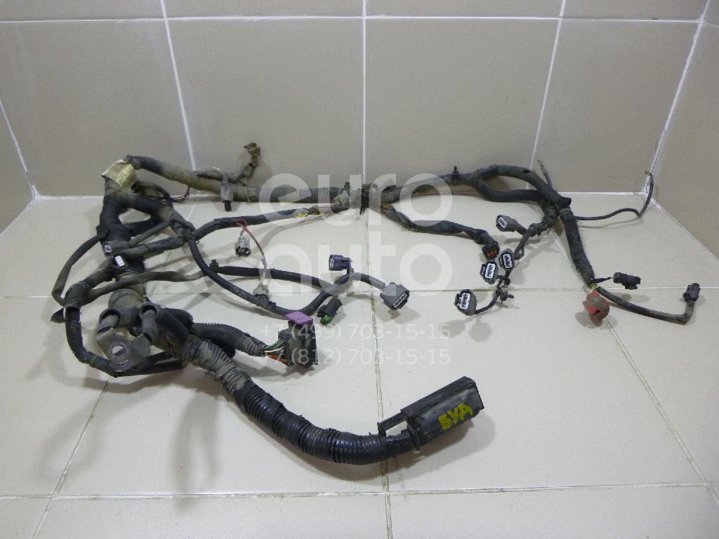 Проводка (коса) Nissan Note (E11) 2006-2013; (24011BC02A)  - купить со скидкой