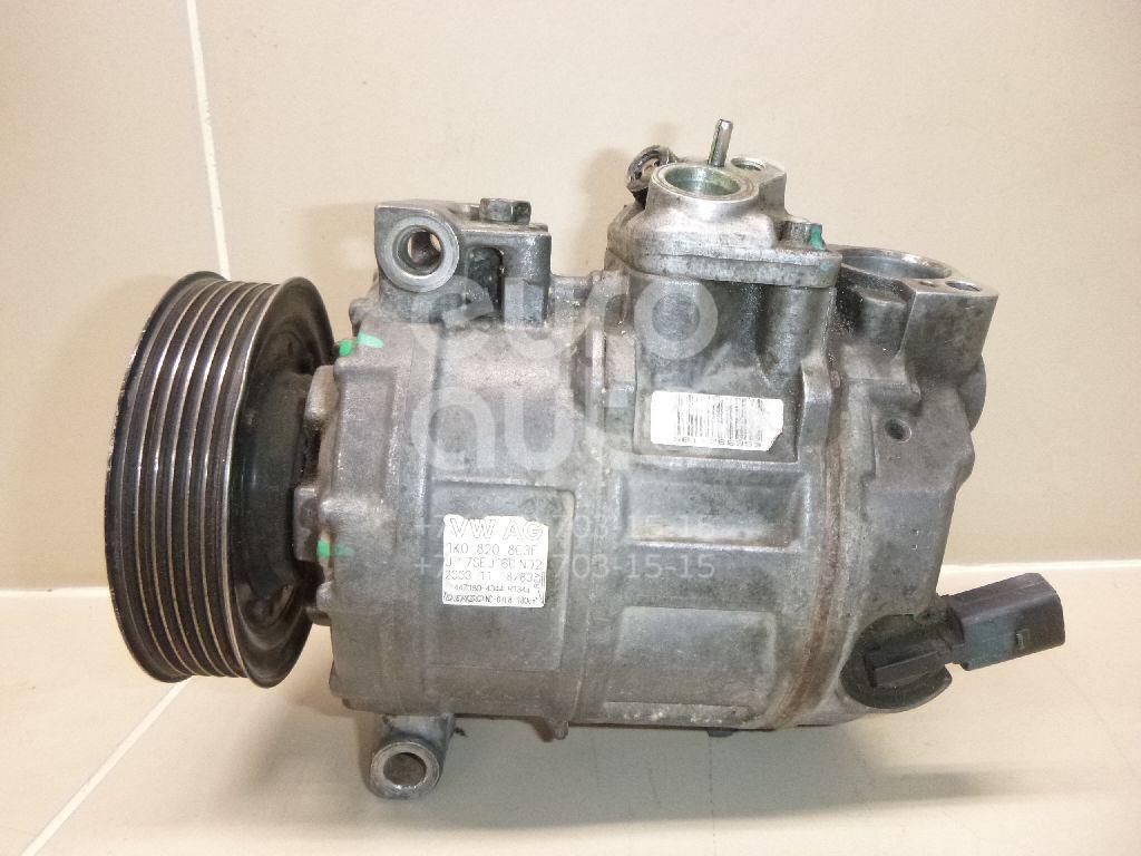Купить Компрессор системы кондиционирования VW Touran 2003-2010; (1K0820803F)