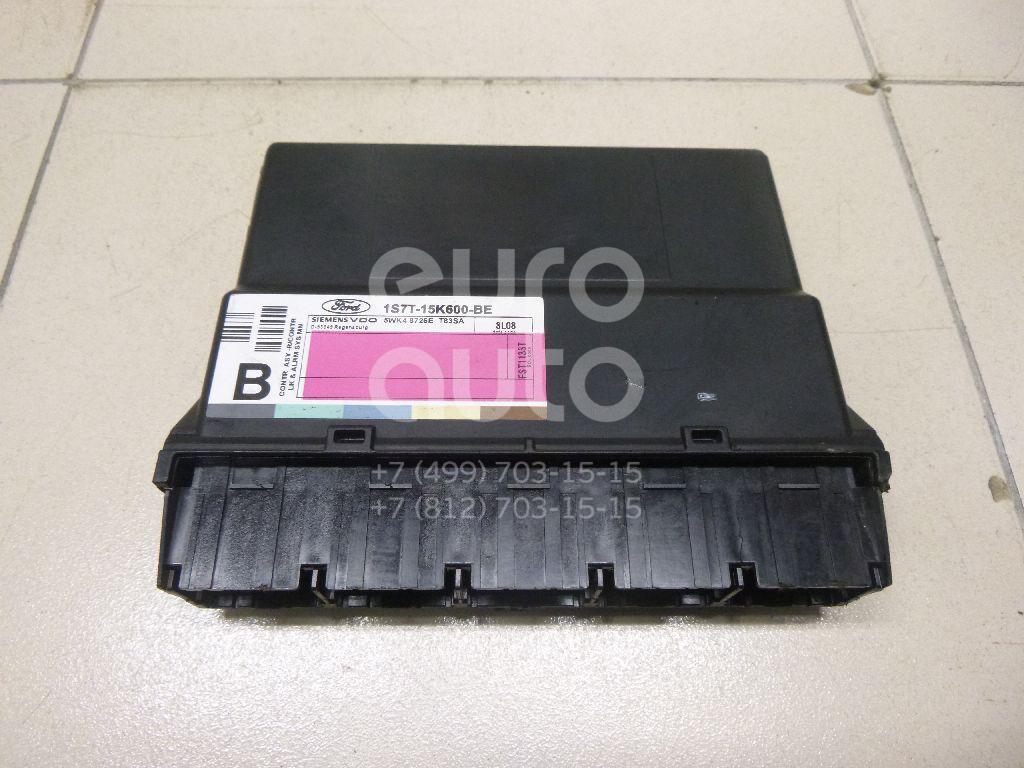 Купить Блок управления центральным замком Ford Focus I 1998-2005; (1S7T15K600BE)