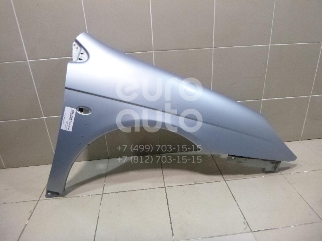 Купить Крыло переднее правое Citroen C5 2001-2004; (7841S1)