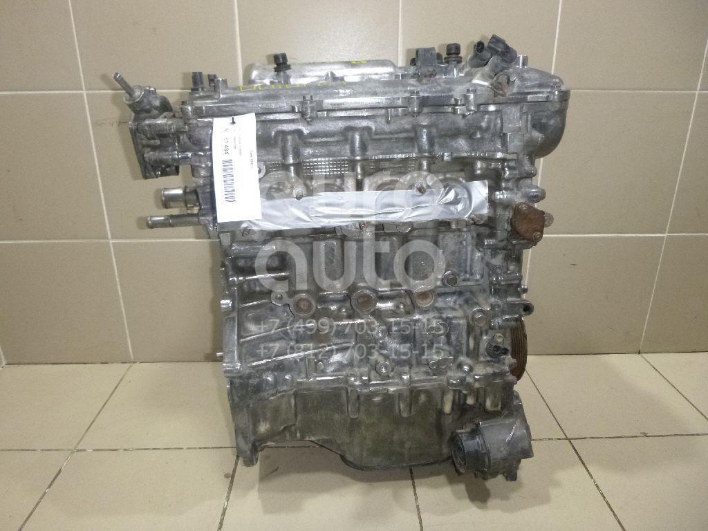 Двигатель Toyota Avensis III 2009-; (190000T090)  - купить со скидкой