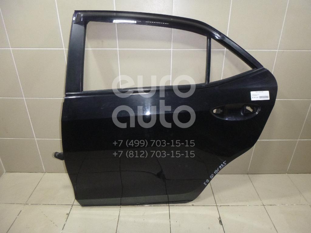 Купить Дверь задняя левая Toyota Corolla E18 2013-; (6700402410)