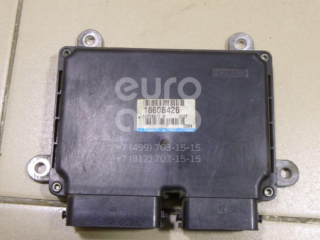 Купить Блок управления двигателем Mitsubishi ASX 2010-2016; (1860B426)