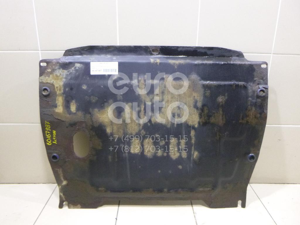 Купить Защита картера Ssang Yong Actyon New/Korando C 2010-; (2428034121)