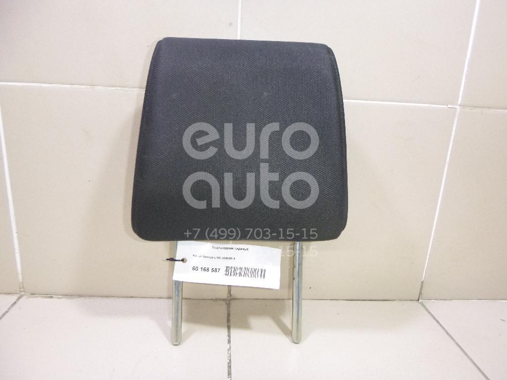 Купить Подголовник сиденья Nissan Qashqai (J10) 2006-2014; (86400JD400)