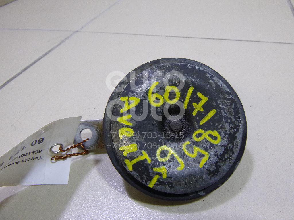 Купить Сигнал звуковой Toyota Avensis I 1997-2003; (8651005020)