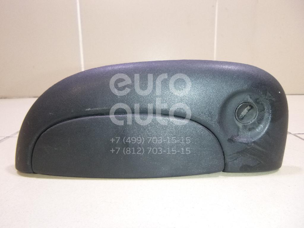 Ручка двери передней наружная левая Renault Kangoo 2003-2008; (8200107367)  - купить со скидкой