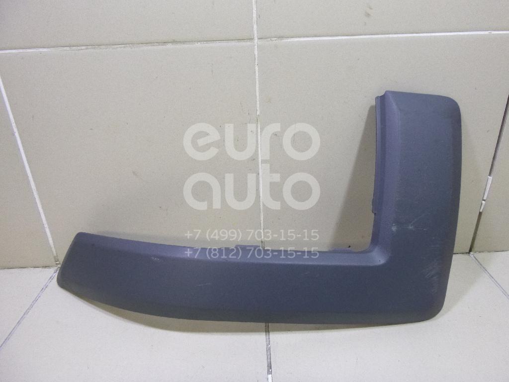Купить Накладка переднего бампера левая Ford Fusion 2002-2012; (1431026)