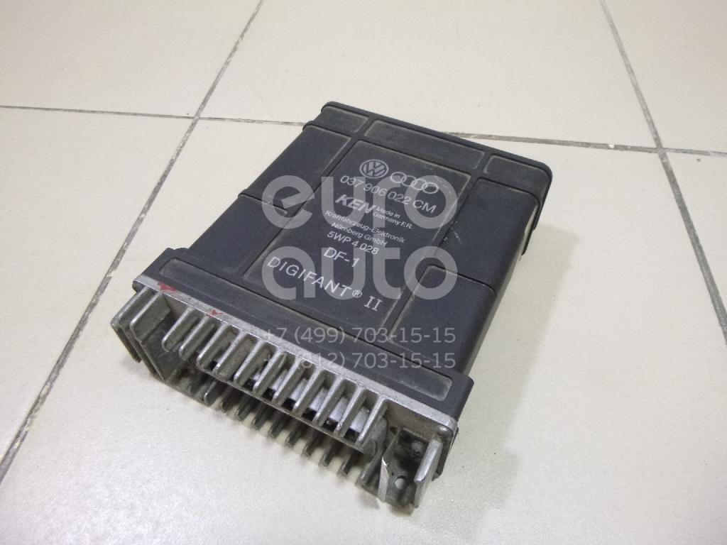 Купить Блок управления двигателем VW Passat [B3] 1988-1993; (037906022CM)