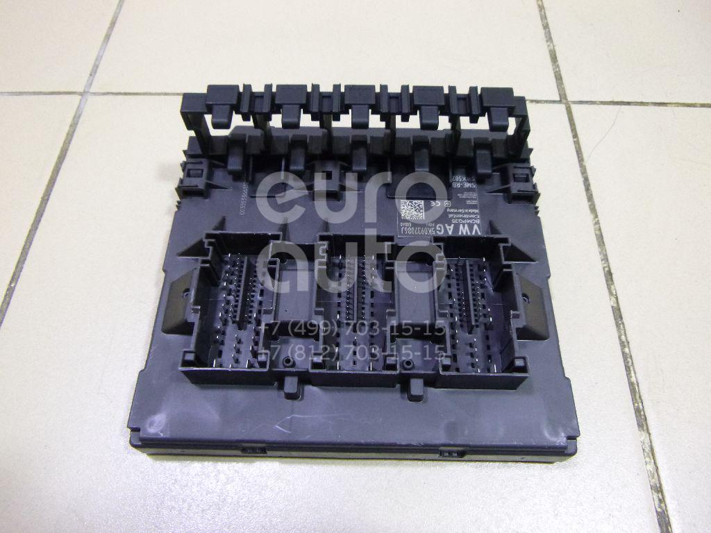 Купить Блок комфорта Seat Leon (1P1) 2005-2013; (5K0937086J)