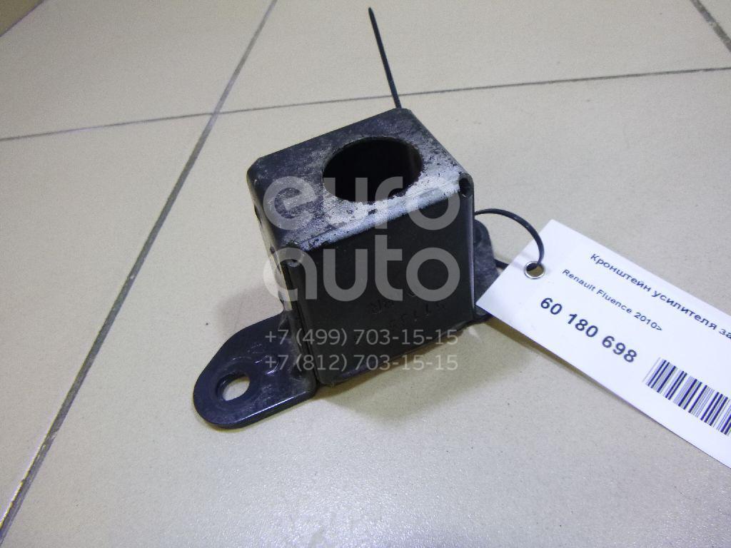 Купить Кронштейн усилителя заднего бампера левый Renault Fluence 2010-; (511352528R)