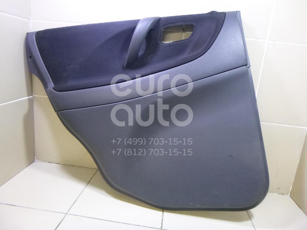 Купить Обшивка двери задней левой Suzuki Liana 2001-2007; (8374054GA0AGU)