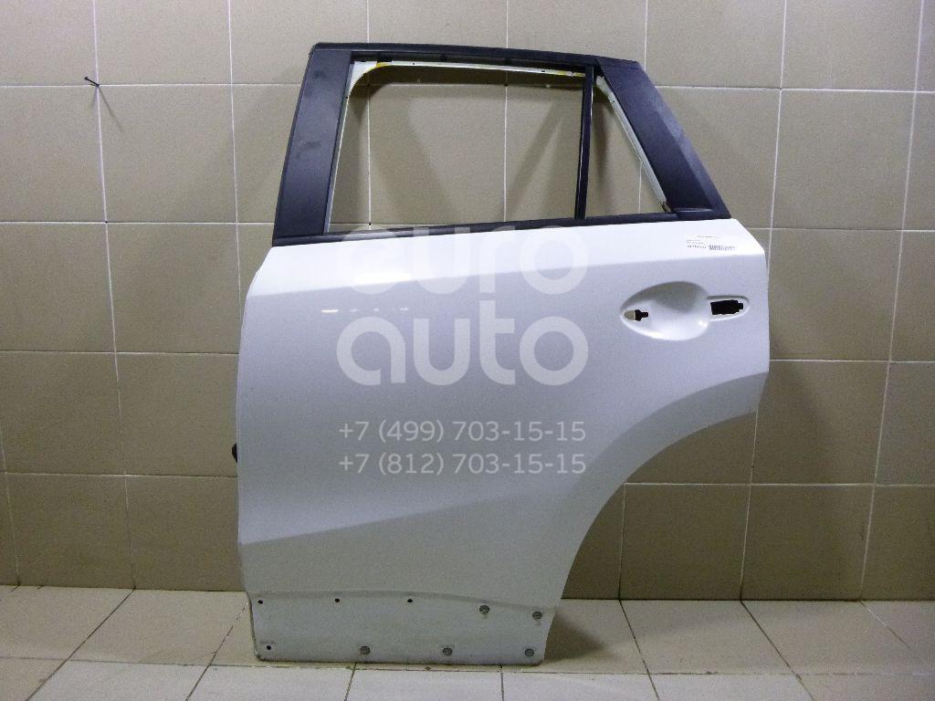 Купить Дверь задняя левая Mazda CX 5 2012-; (KDY37302XC)
