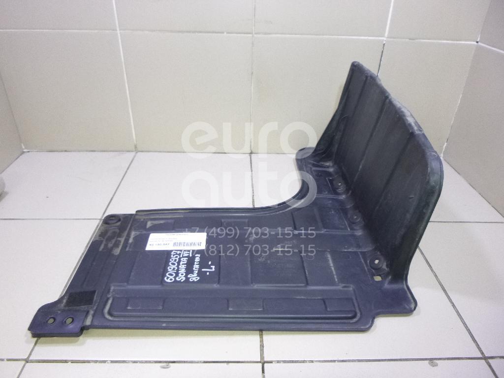 Купить Пыльник двигателя Hyundai Sonata VI 2010-2014; (291302T000)