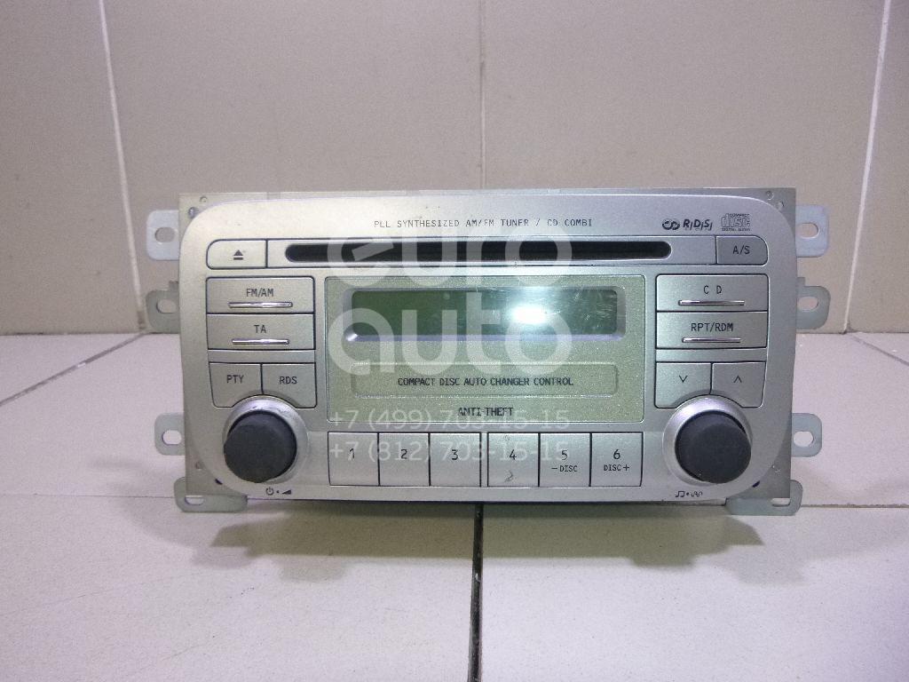 Купить Магнитола Suzuki Liana 2001-2007; (3910159J82)