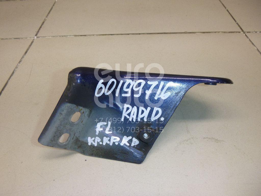 Купить Кронштейн крепления крыла Skoda Rapid 2013-; (5JA821141A)