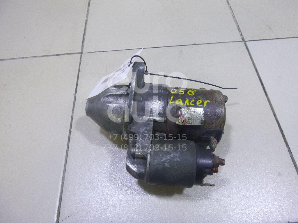Купить Стартер Mitsubishi Lancer (CX, CY) 2007-; (1810A008)
