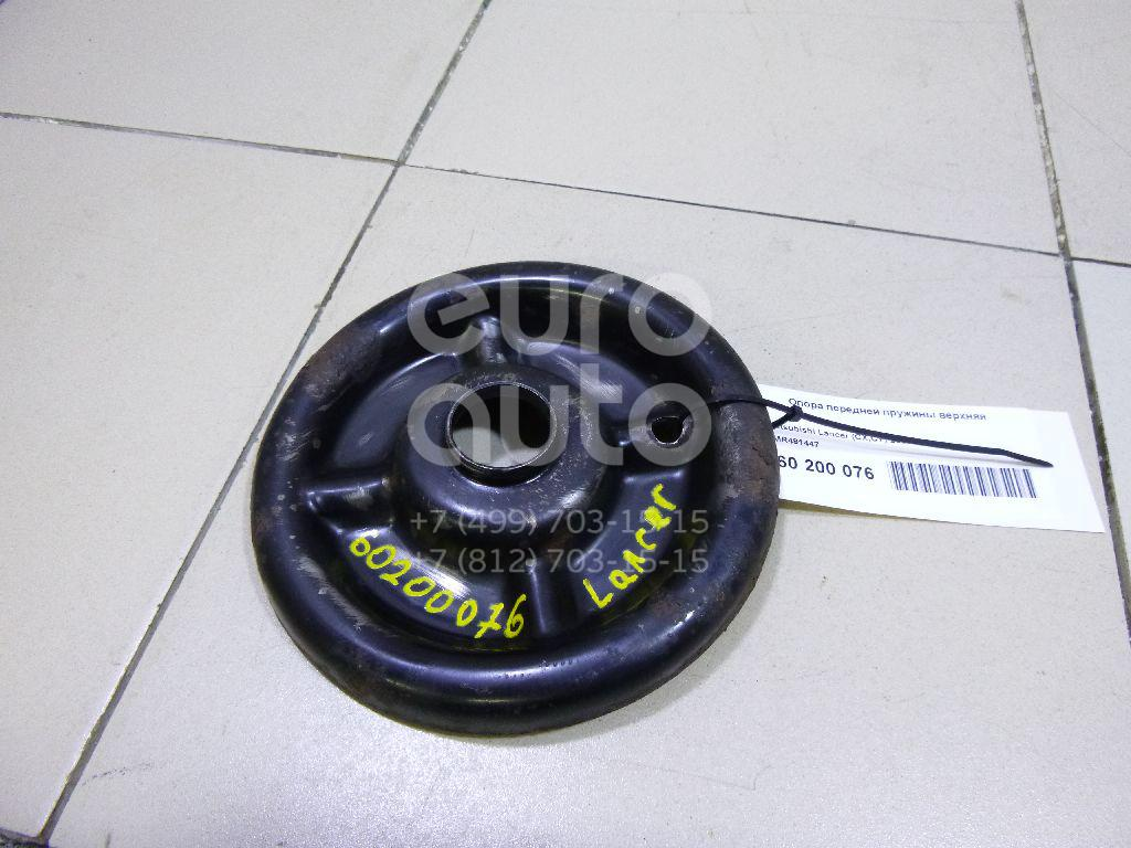 Купить Опора передней пружины верхняя Mitsubishi Lancer (CX, CY) 2007-; (MR491447)