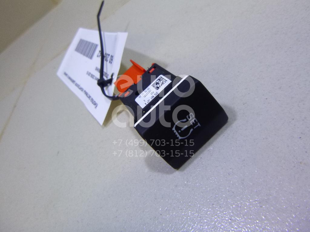 Купить Кнопка системы контроля давления в шинах Skoda Superb 2008-2015; (3T0927127BWHS)