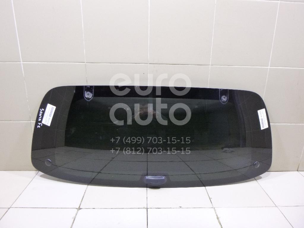 Купить Стекло заднее Hyundai Santa Fe (SM)/ Santa Fe Classic 2000-2012; (8711126020)