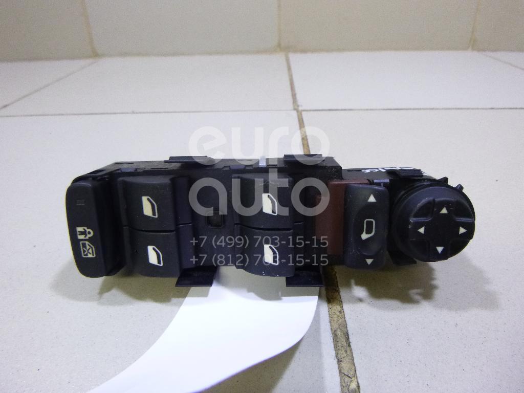 Блок управления стеклоподъемниками Peugeot 3008 2010-; (6490X5)  - купить со скидкой