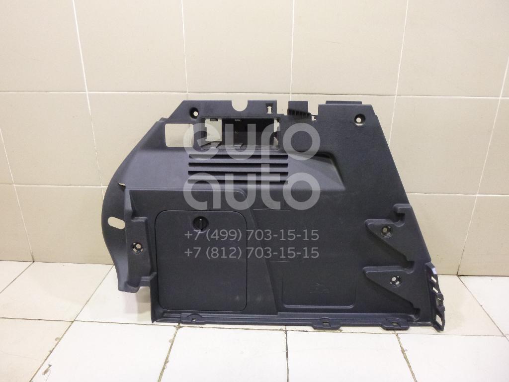 Купить Обшивка багажника Peugeot 3008 2010-; (7467SC)