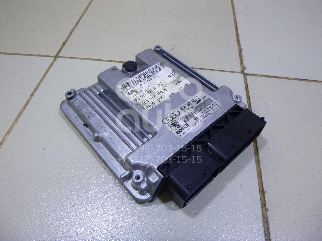 Купить Блок управления двигателем Audi A6 [C6, 4F] 2004-2011; (4F0907401C)
