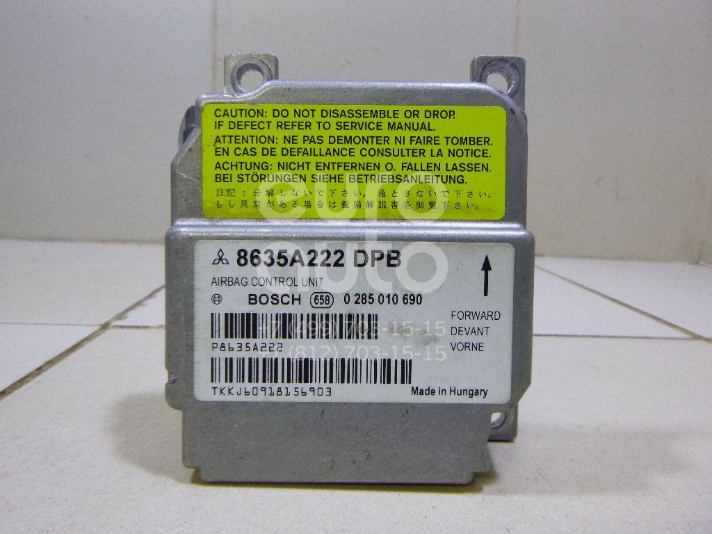 Купить Блок управления AIR BAG Mitsubishi Colt (Z3) 2003-2012; (8635A222)