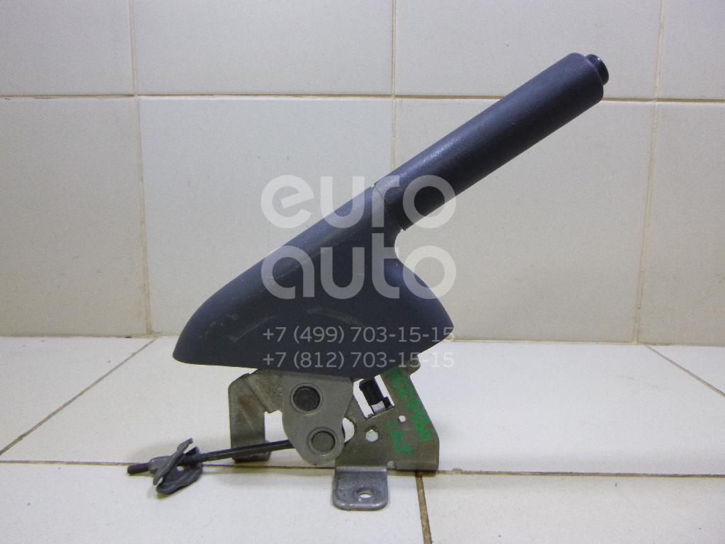 Купить Рычаг стояночного тормоза Mitsubishi Colt (Z3) 2003-2012; (MR955248XA)