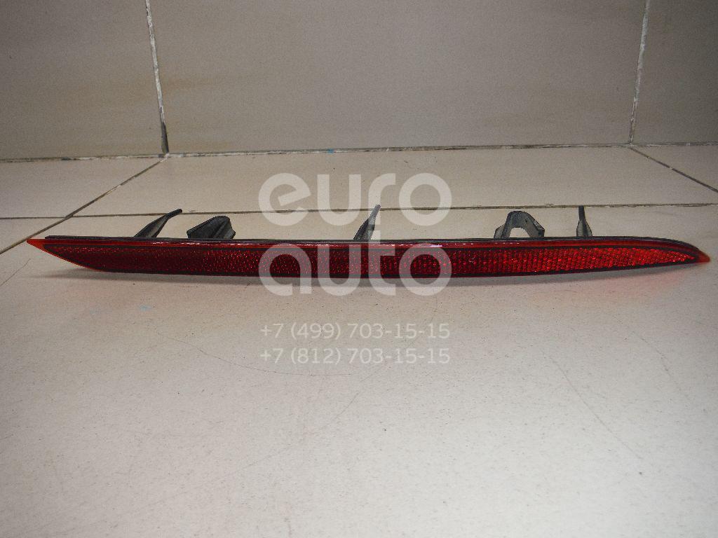 Купить Отражатель в бампер задний правый Opel Astra J 2010-; (13370757)