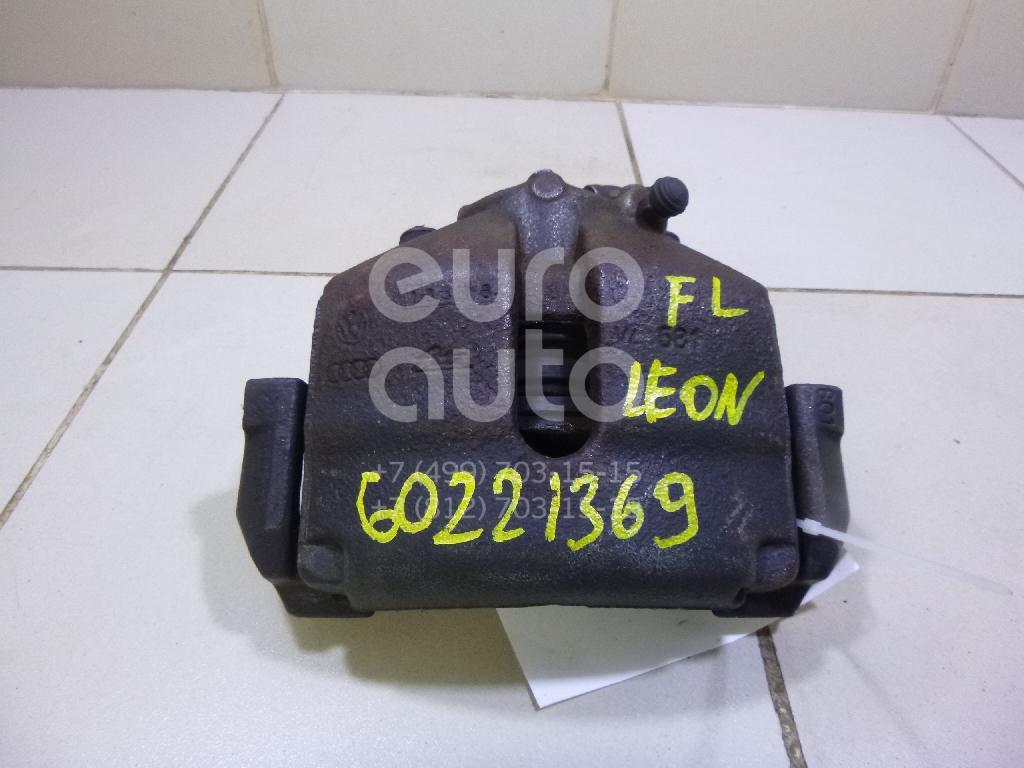 Купить Суппорт передний левый Seat Leon (1P1) 2005-2013; (1K0615123E)