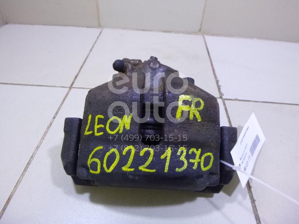 Купить Суппорт передний правый Seat Leon (1P1) 2005-2013; (1K0615124E)
