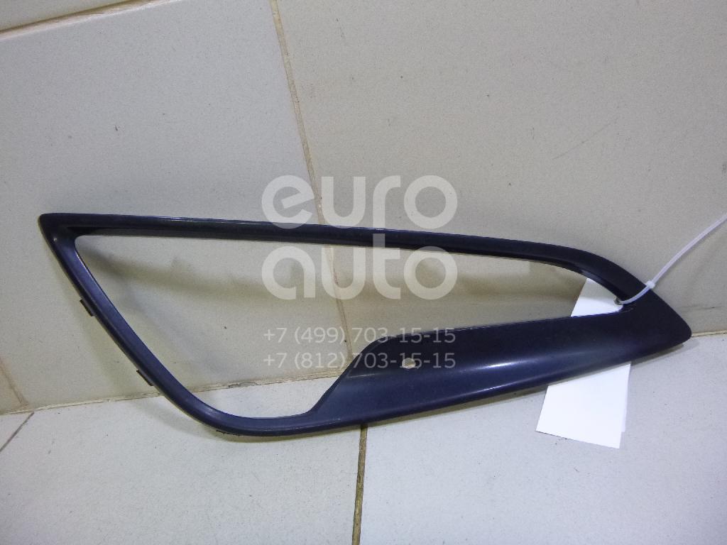 Купить Рамка противотуманной фары правой Hyundai i40 2011-; (865283Z000)