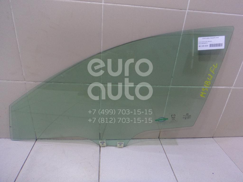 Купить Стекло двери передней левой Mazda Mazda 3 (BL) 2009-2013; (BBM559511B)