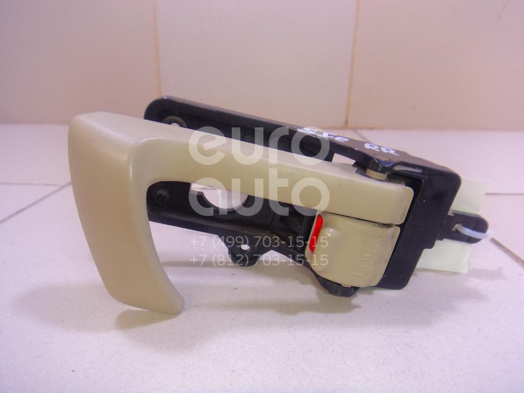 Купить Ручка двери внутренняя правая Hyundai Santa Fe (CM) 2006-2012; (836212B000J9)