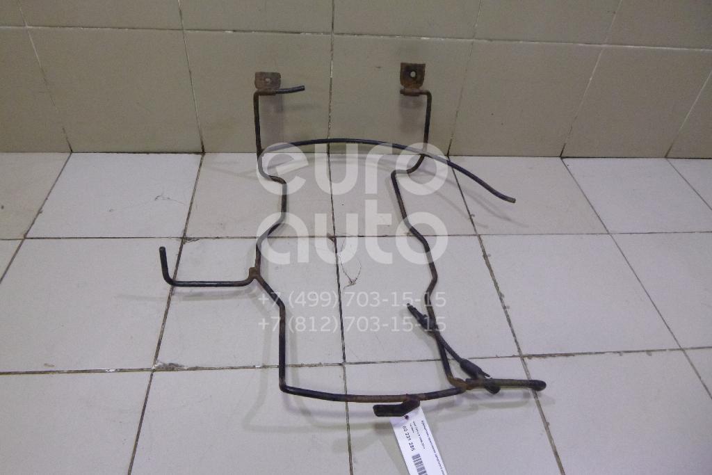Кронштейн крепления запасного колеса Opel Zafira B 2005-2012; (1418544)
