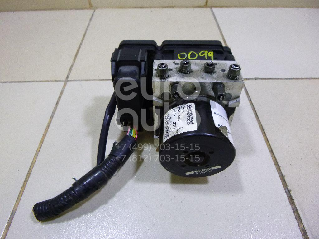 Купить Блок ABS (насос) Mazda Mazda 3 (BL) 2009-2013; (BFY2437AZ)