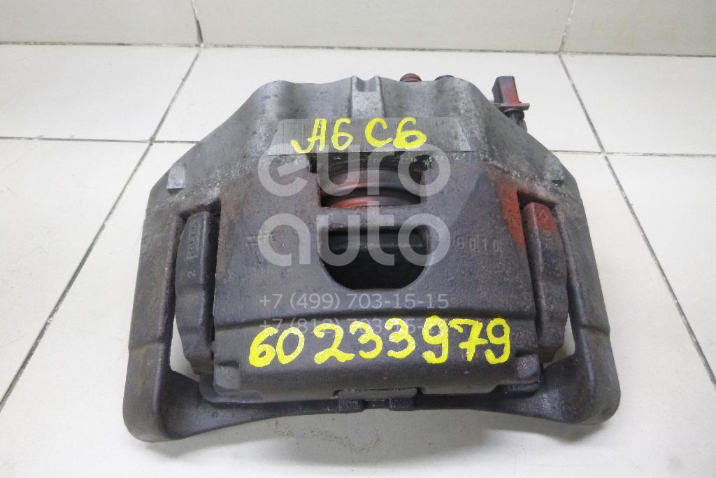 Купить Суппорт тормозной передний правый Audi A6 [C6, 4F] 2004-2011; (4F0615124)